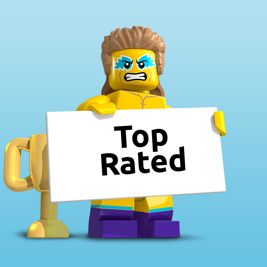LEGO Top Rated
